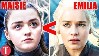 The Sad Truth About Game of Thrones Cast Salaries & Net Worth