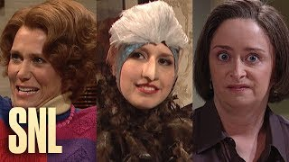 SNL Goes to Thanksgiving Dinner