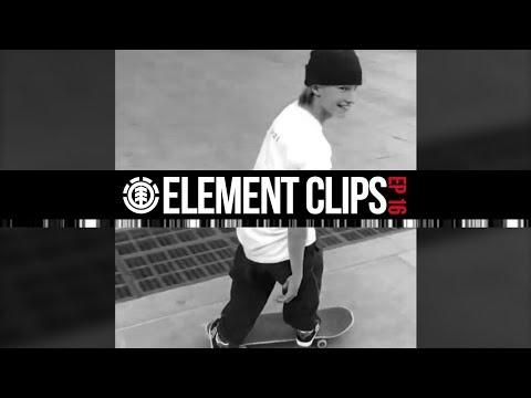 Element Clips #16 - Jaakko Ojanen wizardy, Ethan Loy, Cookie drop-in & More...