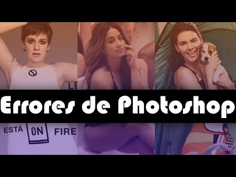Los 10 Peores Errores de Photoshop del 2016