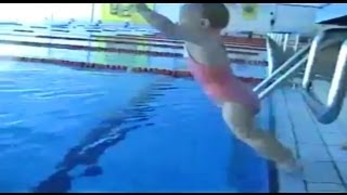 BABY SWIM like a PRO or Better than adults