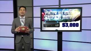Super Bowl XLIX with VIETV how to text to win UNO IPTV by Tri Ngo
