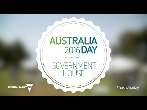 Australia Day 2016 - Government House