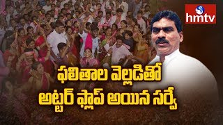 Lagadapati Survey is Utter Flop in Telangana | hmtv
