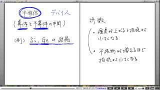 高校物理解説講義:「半導体」講義1