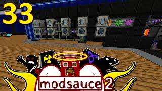 HermitCraft ModSauce 2 ~ Ep 33 ~ AE2 Master!?