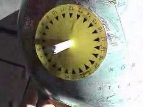 Sundials and Latitude
