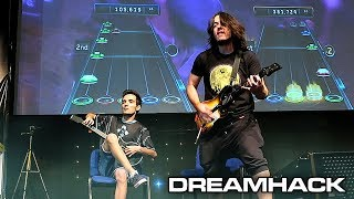 WAR DANCE!! - Guitar Hero DreamHack 2018 Tournament | GuitarHeroStyles