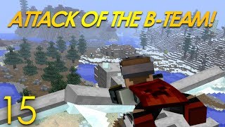 Minecraft: DRAGON RIDERS! Attack Of The B-Team Modded Survival (15)