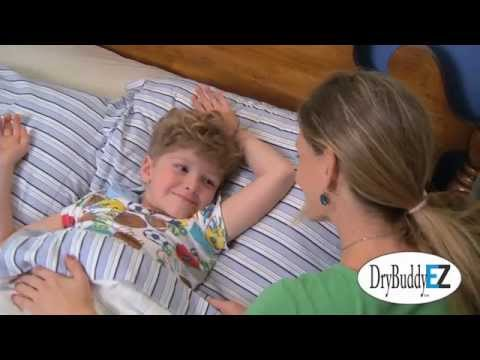 DryBuddyEZ. Only $29.99 - Best Value Full-Featured Bedwetting Alarm.