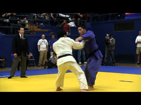 2012 NCJA Collegiate National Judo Championships Highlights