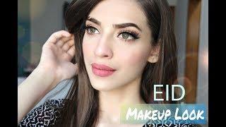 EID MAKEUP TUTORIAL | MAROOSHA'S MAKEUP