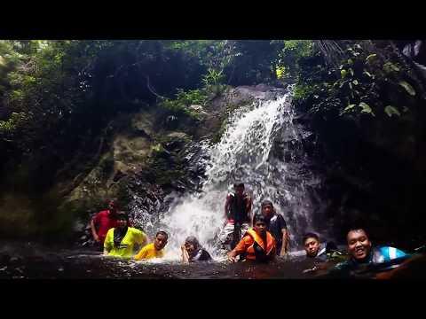 Eksplorasi Menerokai Air Terjun Dan Santuari Ikan Sungai Ruok