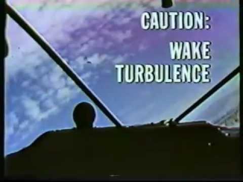 Caution: Wake Turbulence  -  FAA 16mm Training Film