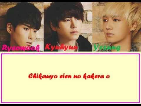 Super Junior K.R.Y - Promise You Lyrics