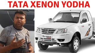 TaTa Xenon Yodha Full Review | Faheem Khan | Latest /New Model with Price
