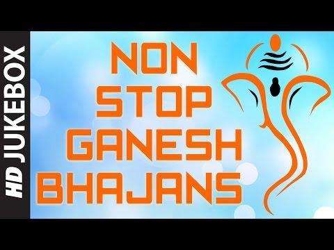 NON STOP GANESH BHAJANS FULL VIDEO SONGS I VIDEO JUKE BOX