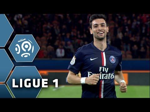 Javier Pastore : ses 10 passes décisives de la saison 2014/2015 - Ligue 1