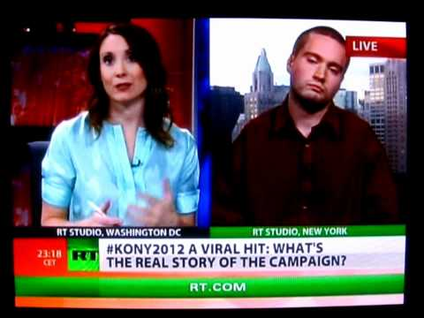 The Truth About Kony 2012! - Russia Today