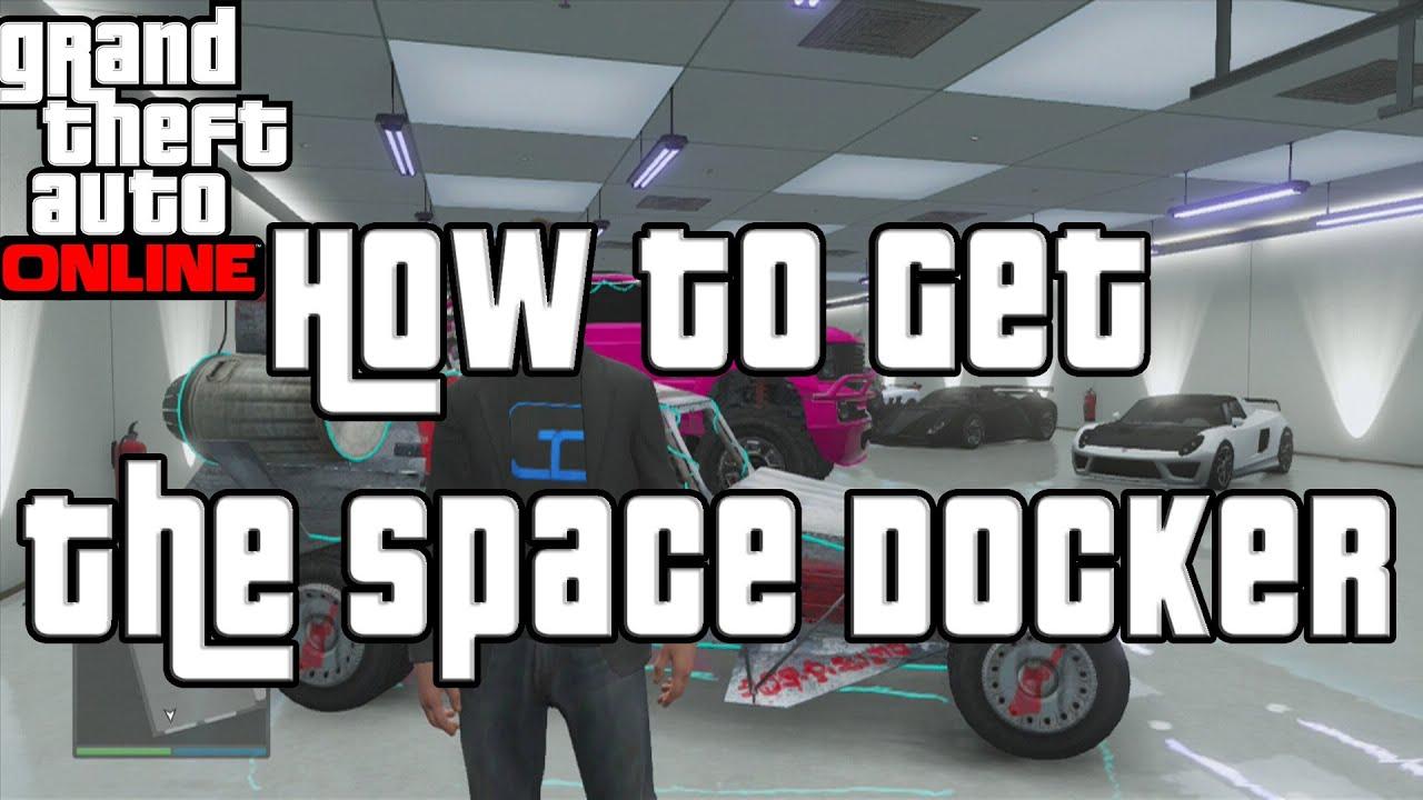 Gta 5 space docker location