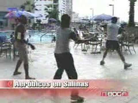 Aeróbicos en Salinas