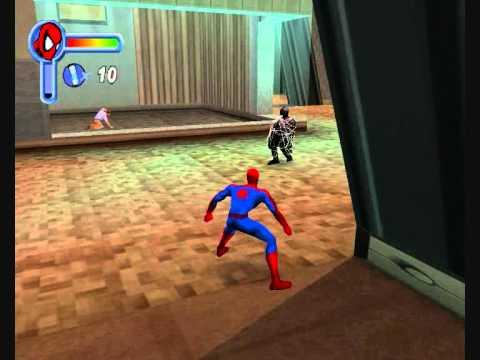 Видео как играть в Человек Паук