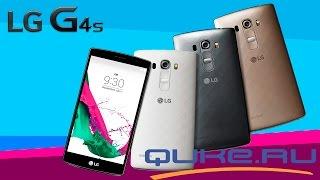 Обзор смартфона LG G4s ◄ Quke.ru ►