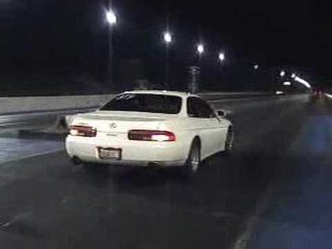 fastest street SC300 in the world!!! 9.59@143mph Video