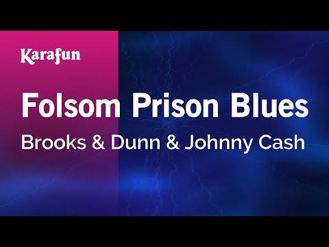 Karaoke Folsom Prison Blues - Brooks & Dunn *