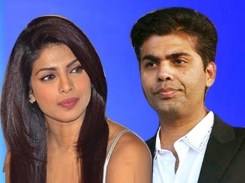 Priyanka Chopra Insulted By Karan Johar video