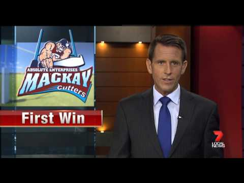 7 Local News Mackay - Sport 2/05/16