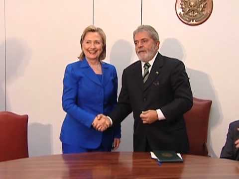 Lula resists Clinton push for Iran sanctions