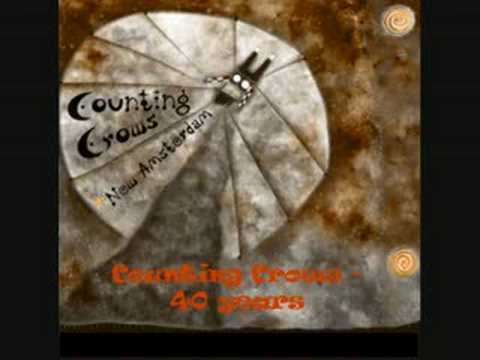 Counting Crows - 40 Years