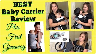Best Baby Carrier 2018 |Bebear REVIEW Unboxing + GIVEAWAY