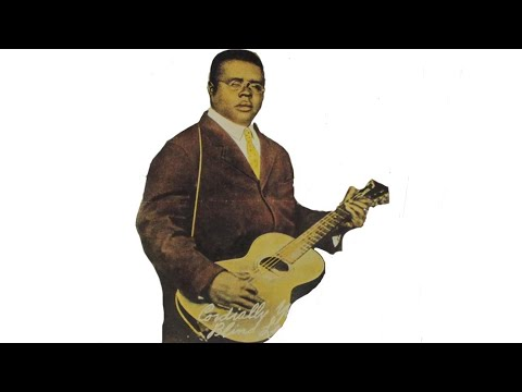 'Black Horse Blues' BLIND LEMON JEFFERSON (1926) Texas Blues Guitar Legend