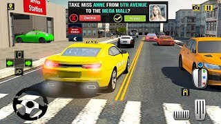Rush Hour Taxi Cab Driver (by Wacky Studios) Android Gameplay [HD]