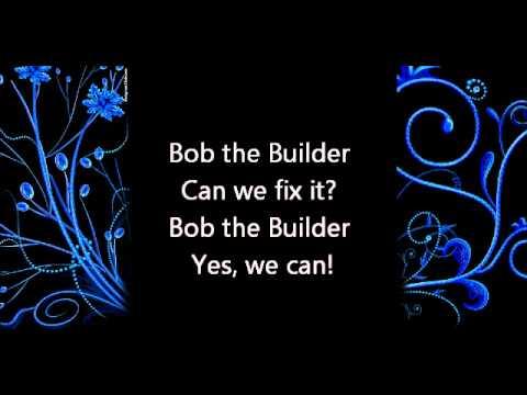 Bob The Builder - Can We Fix It? lyrics | LyricsFreak