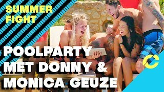 MISLUKT PARTY MET DONNY & MONICA?! | SUMMERFIGHT | 1 |  - CONCENTRATE
