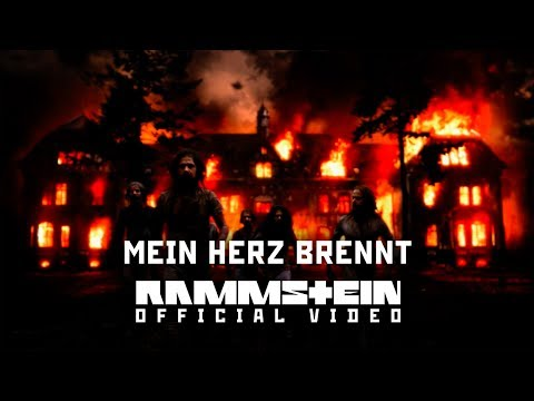 Rammstein - Mein Herz Brennt (Official Video)