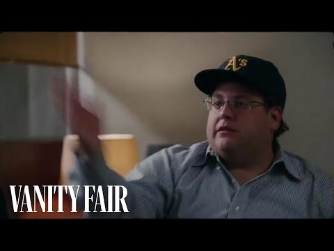 Hollywood Issue 2012: Brad Pitt and Bennett Miller Discuss the Movie Moneyball - Part 2