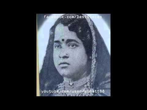 Sultana 1934: Mushkil kusha hai naam tera (Akbar Khan Durrani...