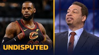 Chris Broussard reacts to the Celtics 102-88 win against LeBron and the Cavaliers   UNDISPUTED