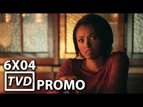 """The Vampire Diaries 6x04 Extended Promo """"Black Hole Sun"""""""
