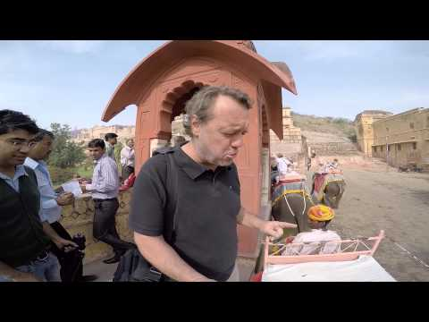 Viaje a la India: Jaipur   Visita guiada por Paco Nadal