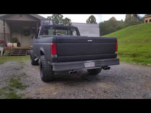 Ford 300/4.9 Magnaflow exhaust