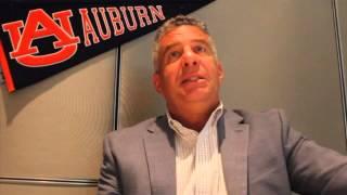 Auburn's Bruce Pearl on roster turnover, upcoming season