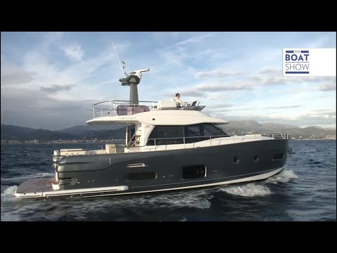 [ENG] AZIMUT MAGELLANO 53 - Review - The Boat Show