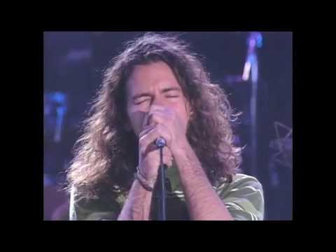 "The Doors with Eddie Vedder perform ""Roadhouse Blues"""