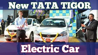 New Tata Tigor EV ( Electric Vehicle ) | Car Launch with zoomcar and Specifications |Hindi