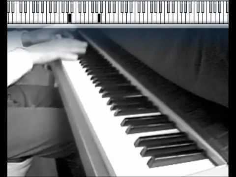 On Green Dolphin Street - Jazz Piano solo improvisation
